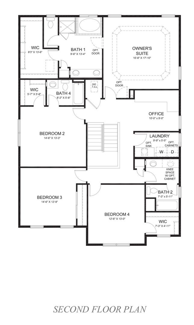 Modern Farmhouse Floor Plans