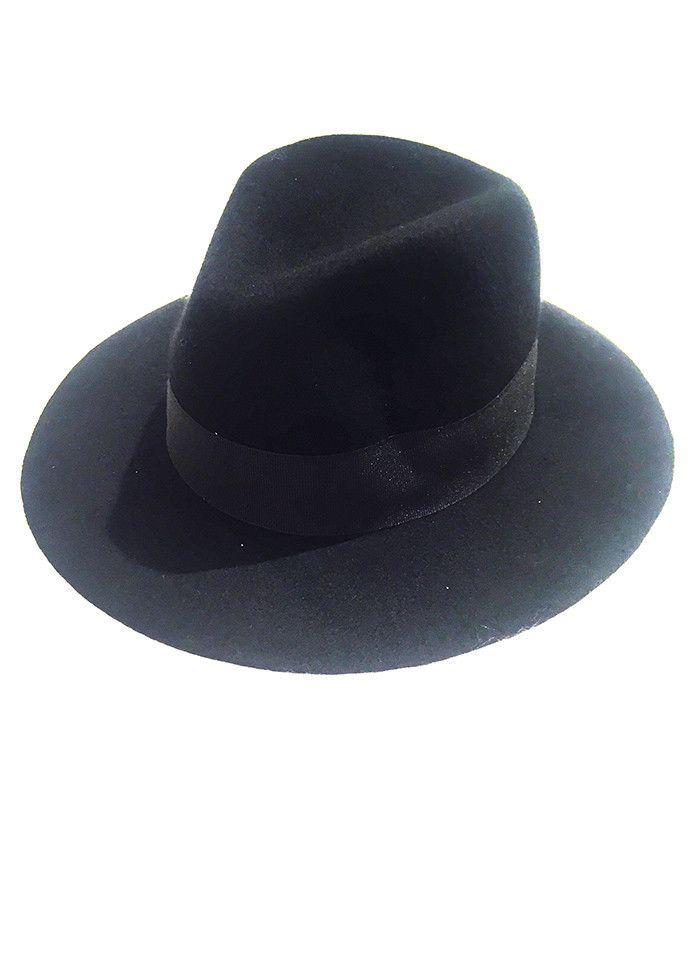 BORSALINO WOOL HAT