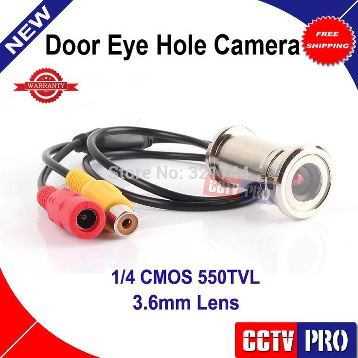 "$13.19 (Buy here: https://alitems.com/g/1e8d114494ebda23ff8b16525dc3e8/?i=5&ulp=https%3A%2F%2Fwww.aliexpress.com%2Fitem%2F170-Wide-Angle-CCD-Wired-Mini-Door-Eye-Hole-Peephole-Video-Camera-Color-DOORVIEW-CCTV-Camera%2F1520645550.html ) New Upgrade 1/4"" 550TVL CMOS 3.6MM CCTV Mini Door Eye Hole  Security Color Camera Doorview CCTV Camera for just $13.19"