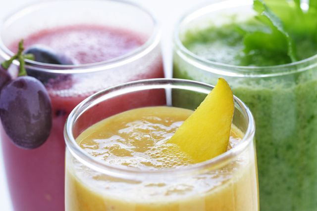 Five Beautifying Smoothie Recipes.