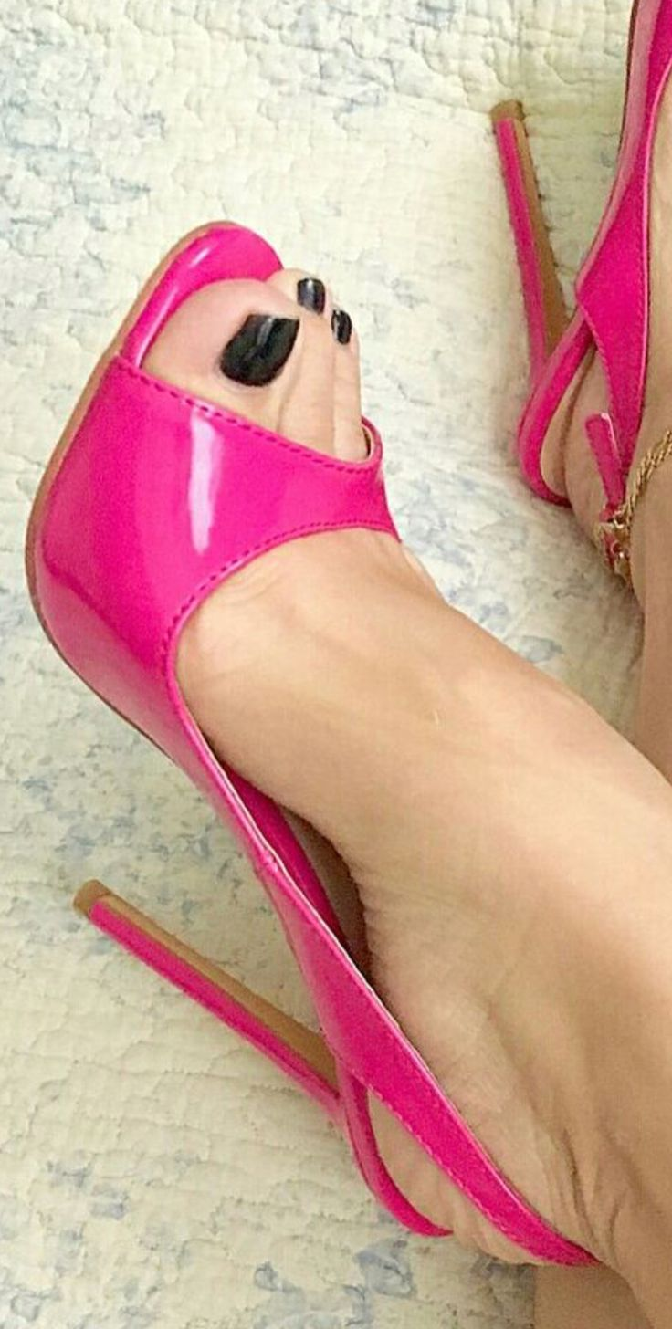 best pink high heels images on pinterest