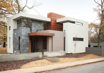 Modern House Facades Design, Pictures, Remodel, Decor and Ideas - page 3
