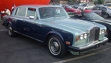 1977 Rolls-Royce Silver Wraith II (North America)