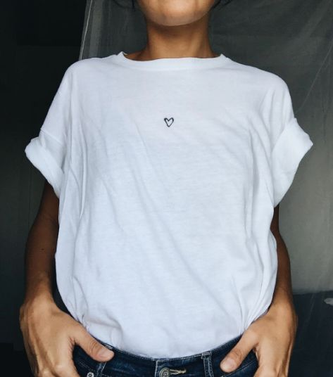 lil' things to spice up tired plain tees