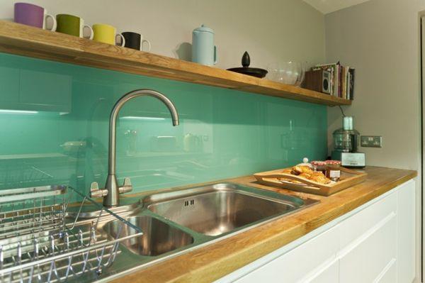 Wie sucht man eine tolle Küchenrückwand für WOW Effekt aus!