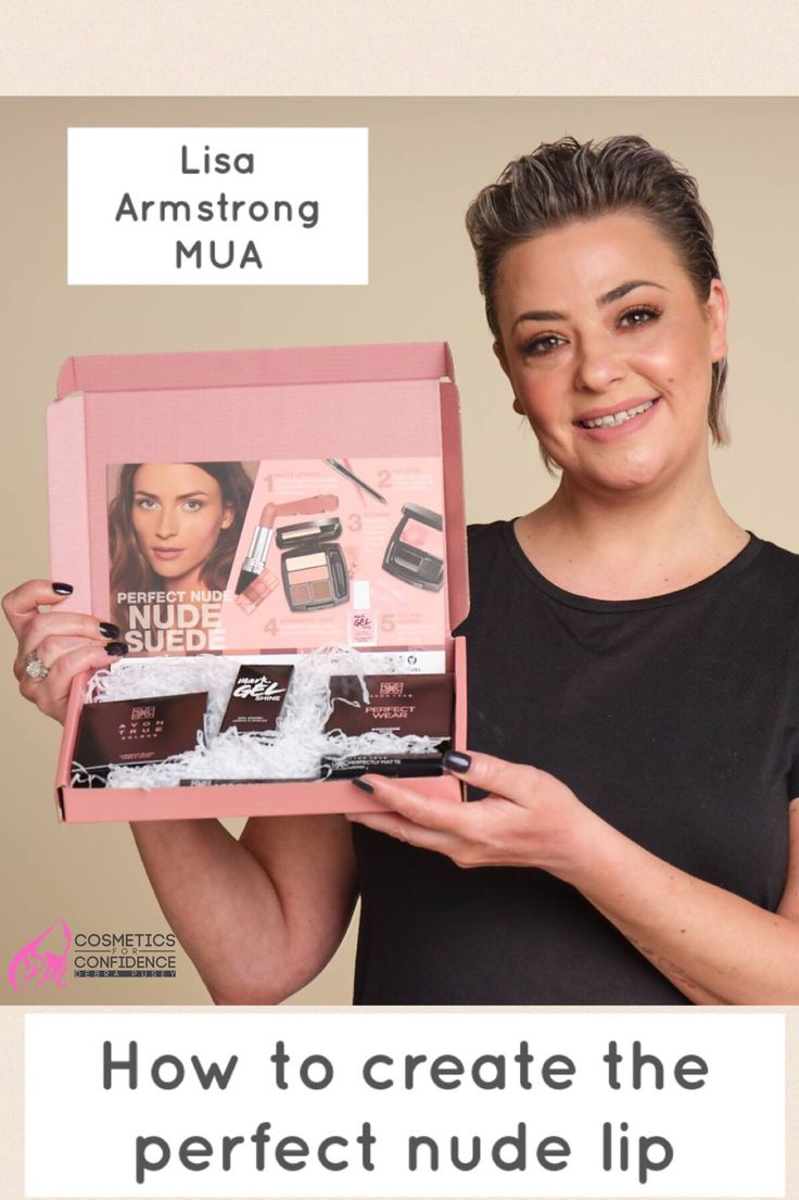Perfect Nude Collection - Avons New Letterbox Looks as