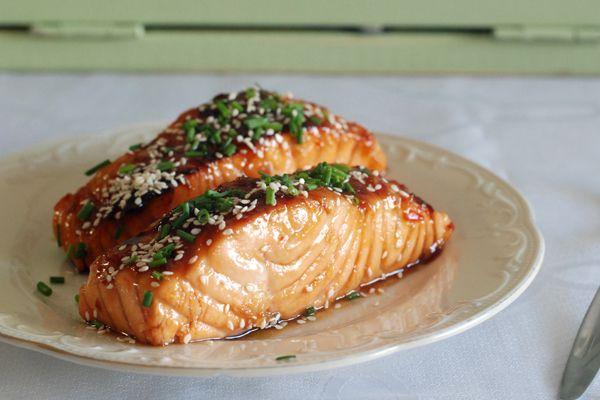 salmon recipes for rosh hashanah