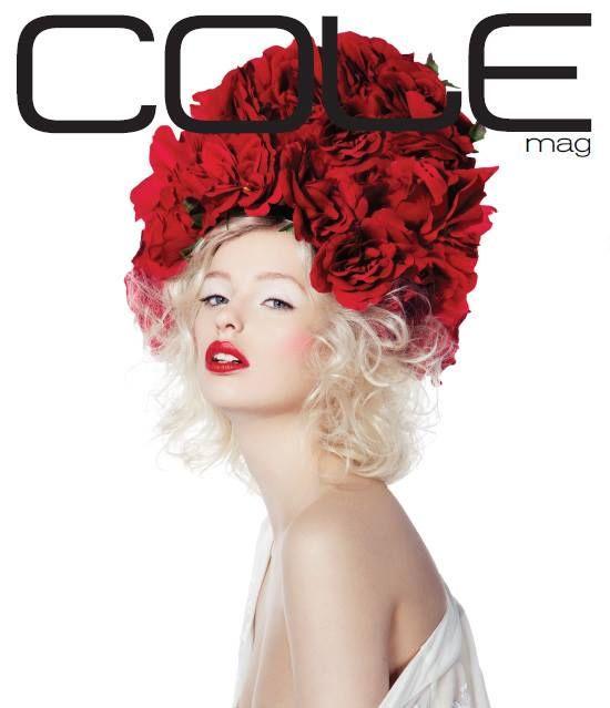 BRIGADE MONDAINE press in COLE Magazine by Stefano Brunesci - Photographer http://www.brigademondaine.fr Model: Clara @Angels & Demons Models Styling & Hair: Tara Ziegfeld - Wardrobe stylist MUA: MeyloO ( Makeup Artist )