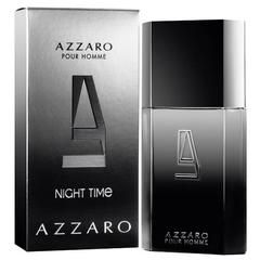 Enjoy great discounts and awesome deals at Luxury Perfume. Purchase Azzaro Night Time and other authentic designer fragrances. Free U.S Shipping on all orders over $59.00.