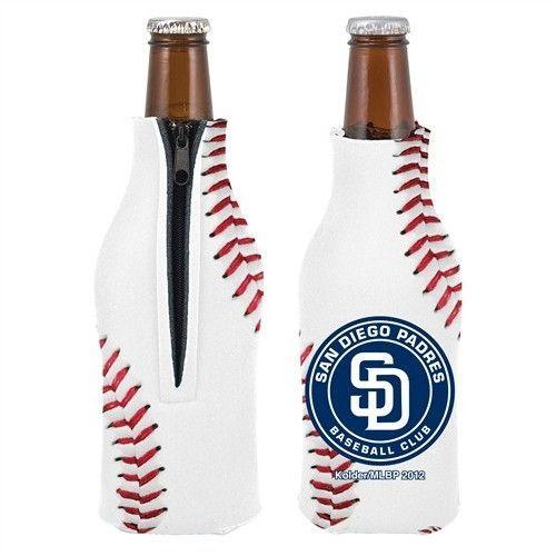 San Diego Padres MLB Bottle Coolie Cooler