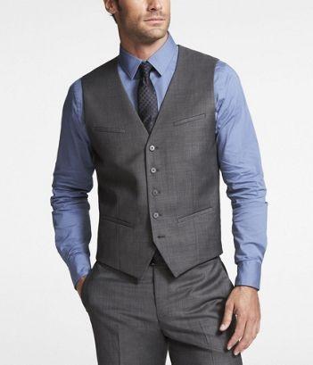 Express Men's Vest