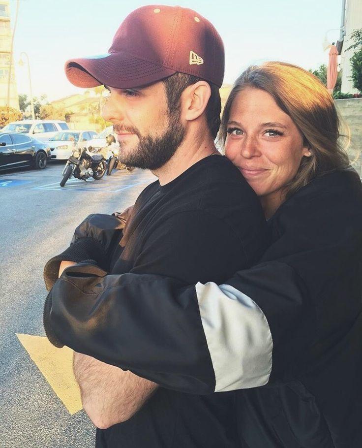 Lauren hugging trhett