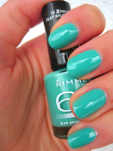 Rimmel 60 Seconds Bright Back At You