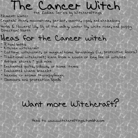 the  cancer  witch  garden of ash  u0026 bone