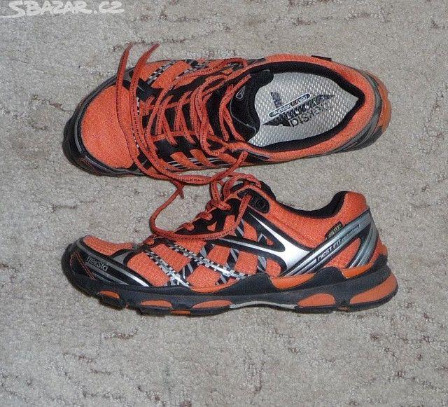 Bezvadné běžecké boty Treksta velikost 39. Botky - obrázek číslo 1