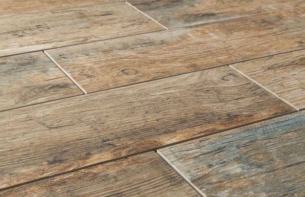 Distressed Designs And High Tech Finishes Make These Tiles