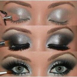love these eyes: Make Up, Cats Eyes, Smokey Eyes, Eyes Shadows, Beauty, Eyeshadows, Eyemakeup, Gold Eyes, Eyes Makeup