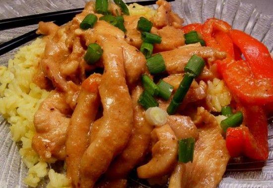 Sarımsak Soslu Tavuk | Yemek Tarifleri