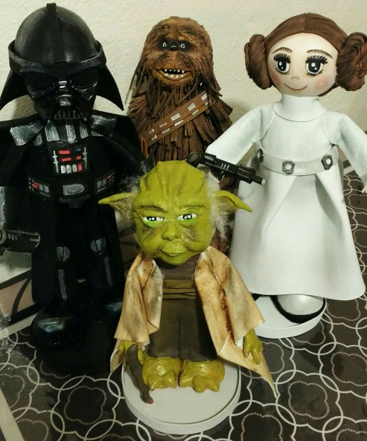 Star Wars Fofuny