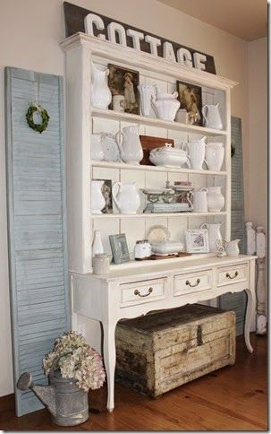 want to add this hutch on top of my table