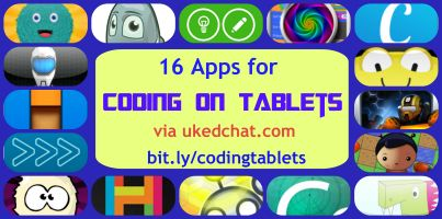 16 Apps for Coding on Tablets