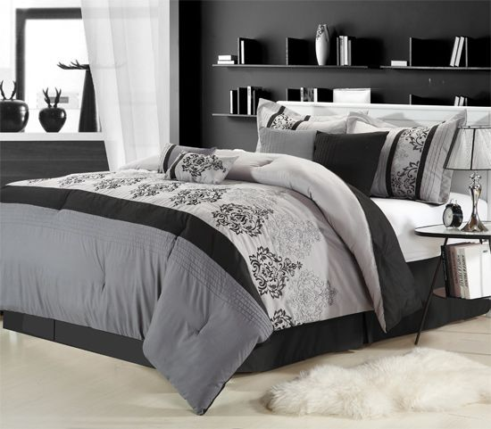 Chic Home Eight Piece Comforter Sets Comforter Sets