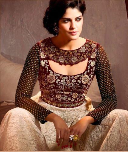 Designer-anarkali-salwar-kameez-wedding-suit-dress-indian-pakistani-Bollywood