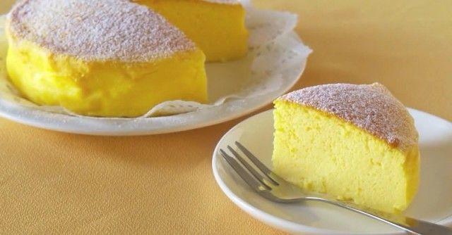 В Японии придумали рецепт торта.