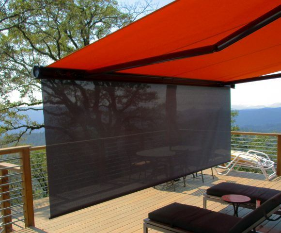 Motorized Retractable Awnings Ers Shading San Jose In 2020 Retractable Awning Outdoor Awnings House Awnings