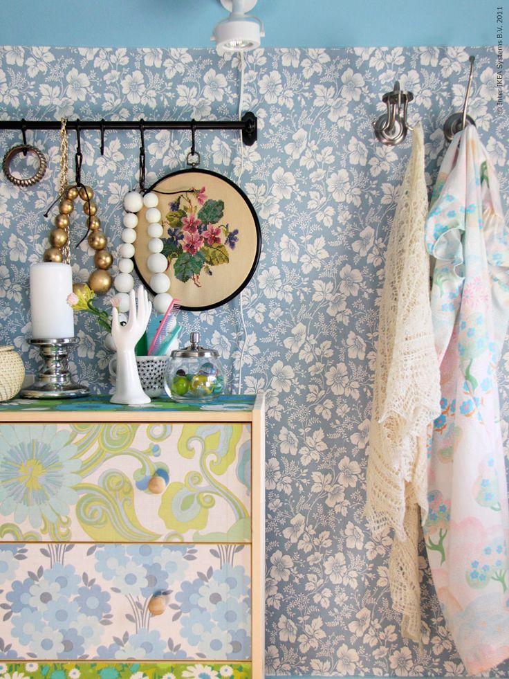 Padrões loucos | Nina Henricson | inspiração IKEA