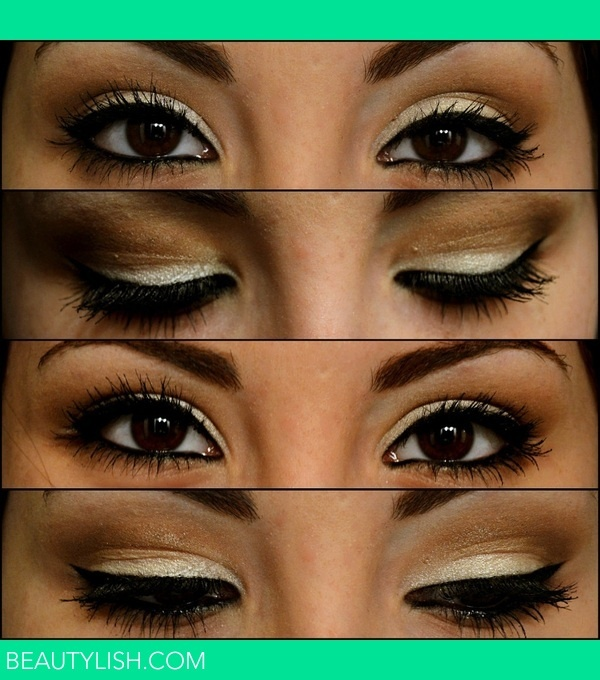 great for brown eyes: White Eyeshadows Makeup, Brown Eyes, Bridal Looks, Eyeshadows Looks, Dark Eye, Eye Shadows, Hair Makeup, Makeup Ideas, Makeup Eyeshadows