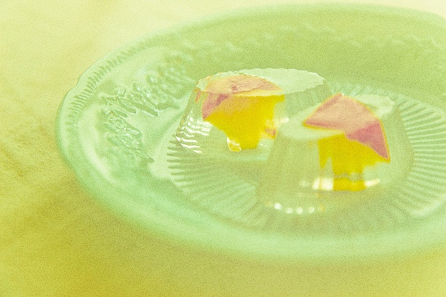 """Nectarine fruit """"jelly"""""""