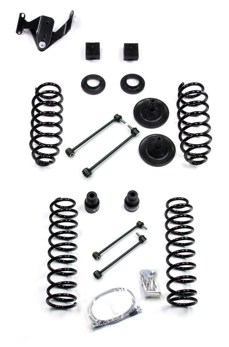 "TeraFlex 1151200 3"" Base Lift Kit for Jeep Wrangler JK 4 Door Models | www.offroadelements.com | Offroad Elements Inc. | 774-826-9948"