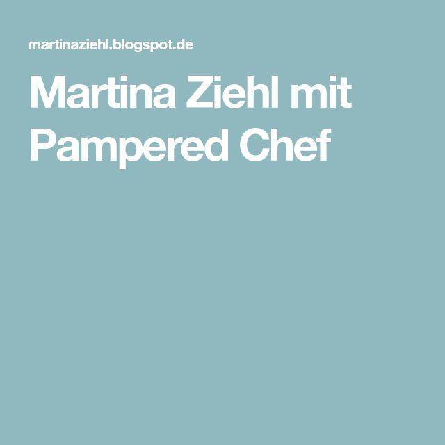 Martina Ziehl mit Pampered Chef