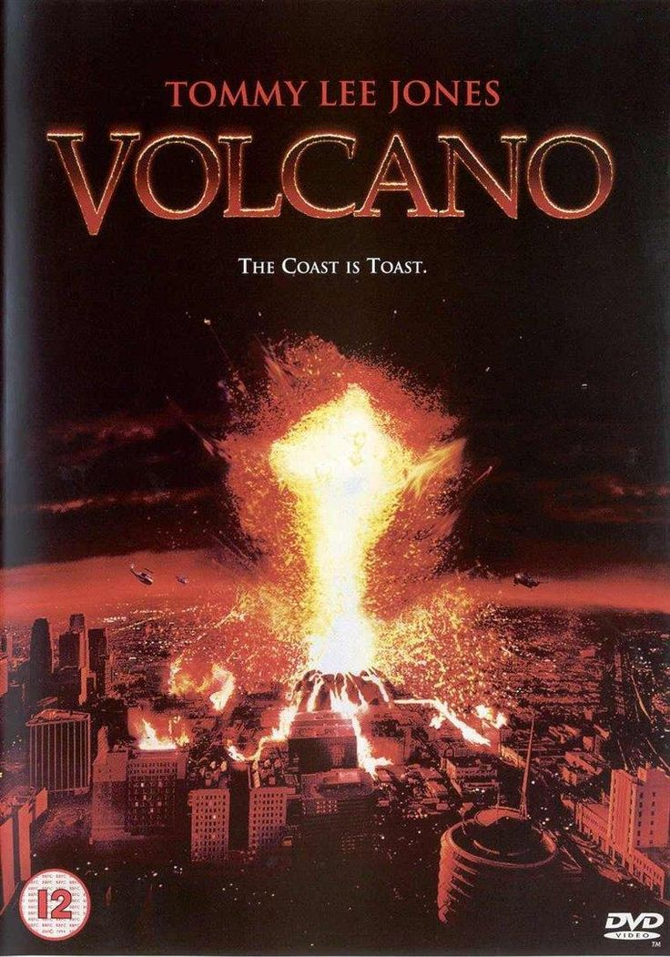 Volcano (DVD, 2003) As New Tommy Lee Jones Ann Heche Gaby Hoffman Don Cheadle #DVD #Movies