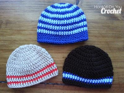 Crochet Beanie Pattern J Hook : 16 best images about Crochet Beanies & Slouches on ...