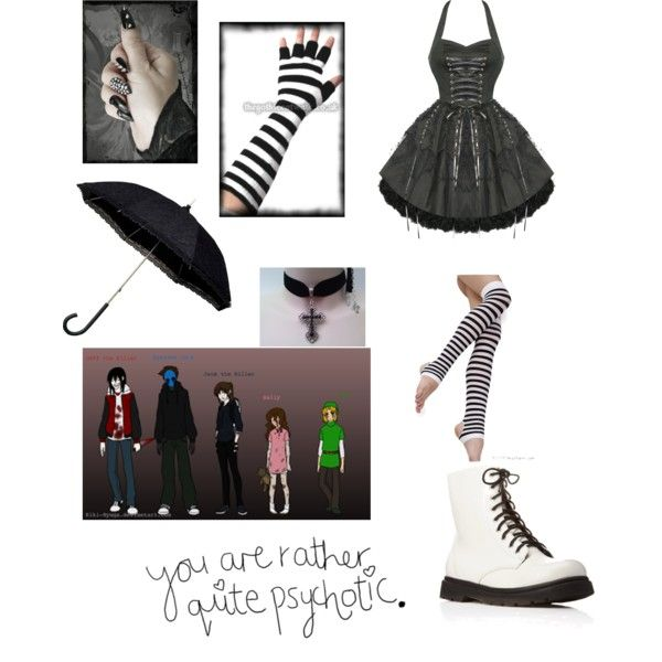 1000 Images About Creepypasta Outfits On Pinterest
