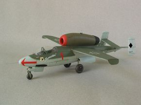 Heinkel He 162 A-2 Salamander
