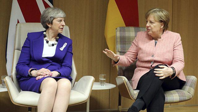 Το Κουτσαβάκι: Η May  παρουσίασε  αποδεικτικά στοιχεία στην ΕΕ γι...
