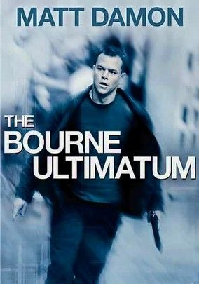 The Bourne Ultimatum (2007) Matt Damon returns as trained assassin Jason Bourne in this third film based on Robert Ludlum's best-selling novels. This time around, Bourne travels the globe on a quest to reconstruct his past -- and thus clear the way for his future. As Bourne moves from Moscow to Paris and on to Madrid, London, New York and Morocco, he's joined by returning cast members Julia Stiles and Joan Allen as well as new co-stars David Strathairn and Paddy Considine.