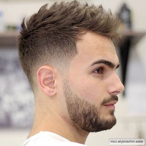 Amazing New Short Haircuts For Men Photos