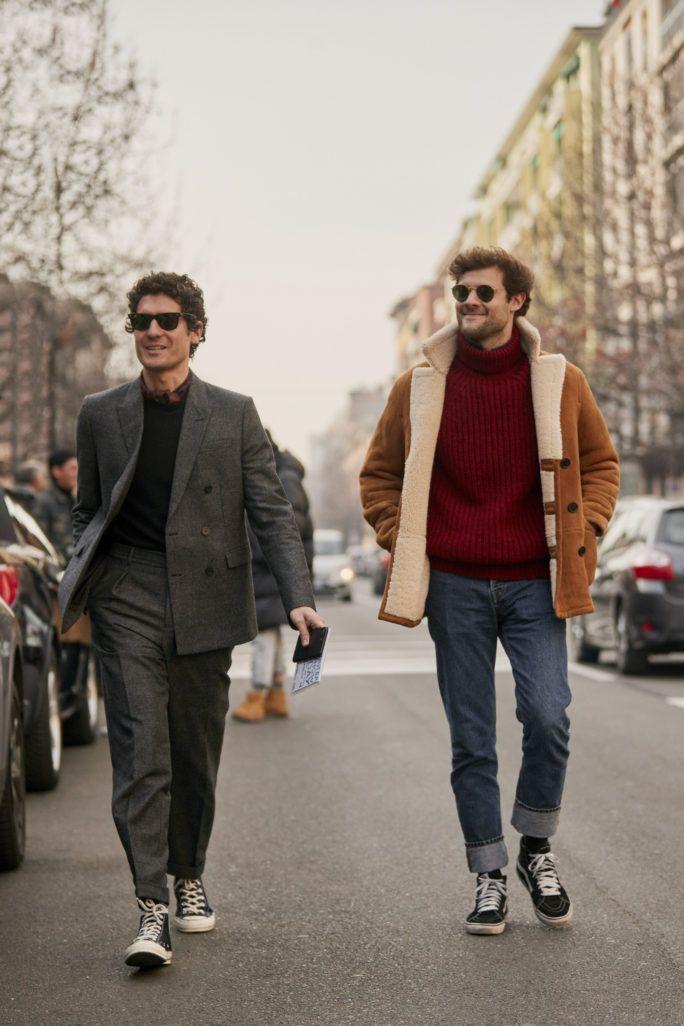 f6f5bbc6f081a7 Mans street style - Men Wearing Ray-Ban Sunglasses