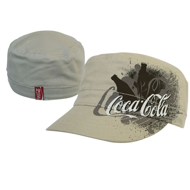 Keps #CocaCola - Painted Bottle Cap #keps #mössa #beanie #cap #clothes #fashion #swag #love #girl #girls #hat #snapback