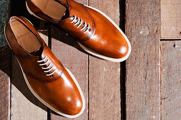 Saddle Shoes #BandofOutsiders