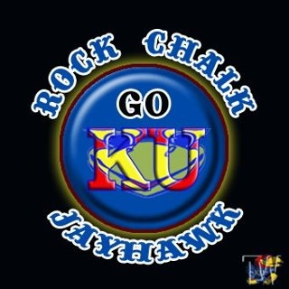 Rock chalk jayhawk clipart free - calgary mountains pictures