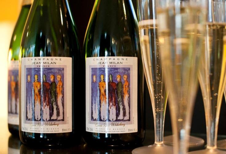 #Champagne #CuveeNicoWiderberg #Nico #Widerberg uke og kunstnertreff i #Galleri #Fineart