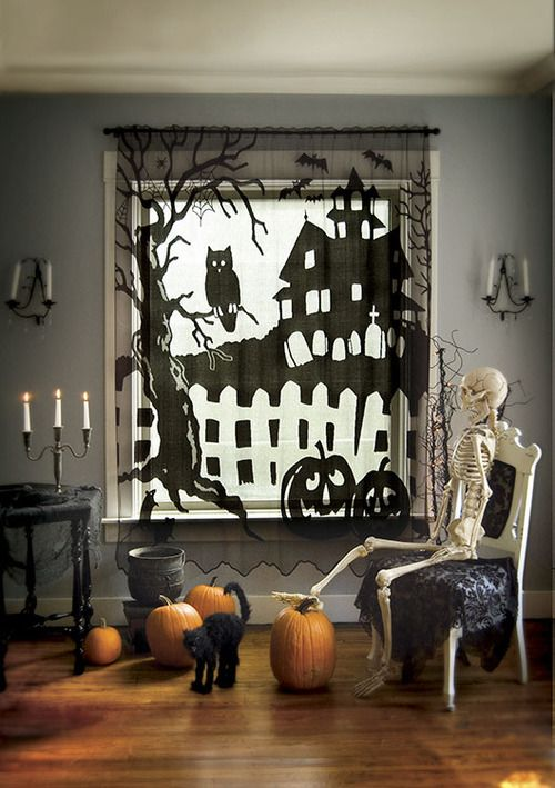 1000 ideas about halloween scene on pinterest halloween fall fest and halloween scene setters - Halloween decorations toronto ...