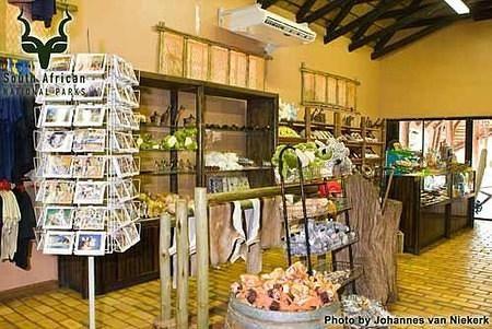 KNP - Shingwedzi - Shop