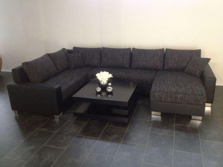 ber ideen zu wohnlandschaft g nstig auf pinterest. Black Bedroom Furniture Sets. Home Design Ideas