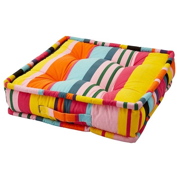 Ursprunglig Floor Cushion Stripe Ikea Floor Cushions
